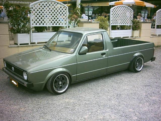 [ VW ] GOLF CADDY pick up / tolé Woerth14