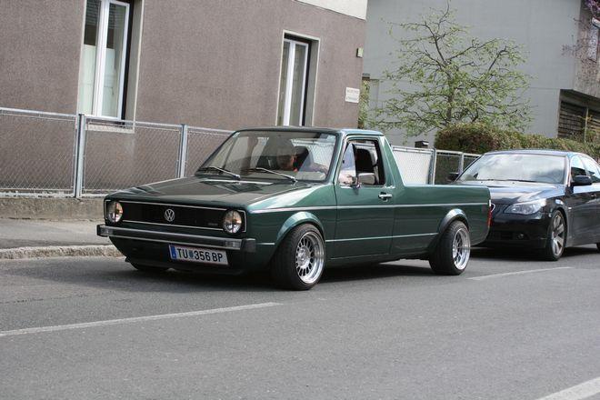 [ VW ] GOLF CADDY pick up / tolé Wseeta10