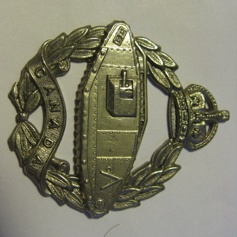 Capbadges - CAC 1945 Cafvtc10
