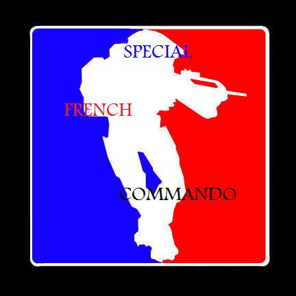 Special French Commando