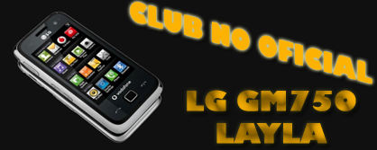 Club No-Oficial Lg GM 750 Layla