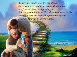 Rasulullah SAW Sebagai Suami Tauladan 62727111
