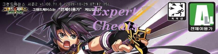 Expert Cheats